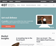 BT Investment Management Limited Website Link
