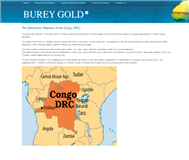 Burey Gold Limited Website Link