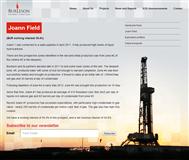 Burleson Energy Limited Website Link