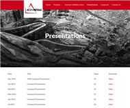 Aeon Metals Limited Website Link