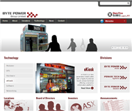 Byte Power Group Limited Website Link