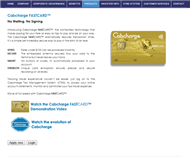 Cabcharge Australia Limited Website Link