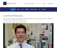 Cadence Capital Limited Website Link