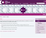Caisse Française de Financement Local Website Link