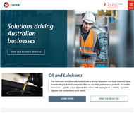 Caltex Australia Limited Website Link