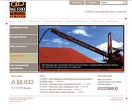 CAPE ALUMINA LTD Website Link