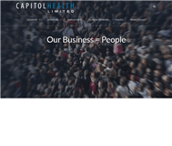 Capitol Health Limited Website Link