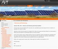 AFT Corporation Limited Website Link