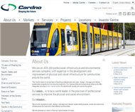 Cardno Limited Website Link