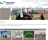 Cardno Limited Website Link