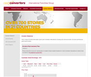 Cash Converters International Website Link