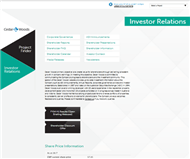 Cedar Woods Properties Limited Website Link
