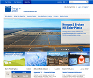 AGL Energy Limited Website Link