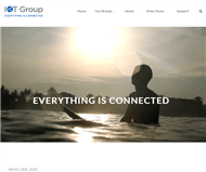 IoT Group Limited Website Link
