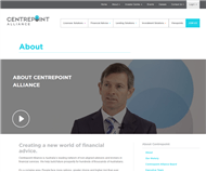Centrepoint Alliance Limited Website Link