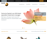 Centuria Capital Limited Website Link