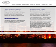Century Australia Investments Limited Website Link