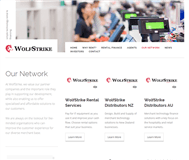 WolfStrike Rentals Group Limited Website Link