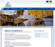 Aguia Resources Limited Website Link