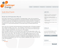 Challenger Energy Limited Website Link