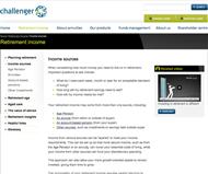 Challenger Limited Website Link