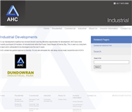 AHC LTD Website Link