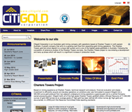 Citigold Corporation Limited Website Link