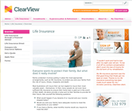 Clearview Wealth Limited Website Link