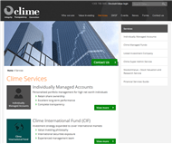 Clime Capital Limited Website Link