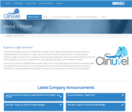 Clinuvel Pharmaceuticals Limited Website Link