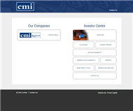 CMI Limited Website Link