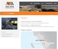 Aus Asia Minerals Limited Website Link