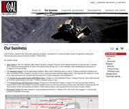 Coal of Africa Limited Website Link