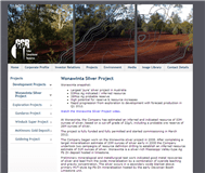 COBAR CONSOLIDATED RESOURCES Website Link
