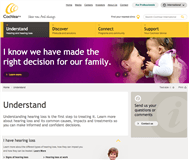 Cochlear Limited Website Link