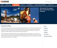 AJ Lucas Group Limited Website Link