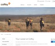 Coffey International Limited Website Link