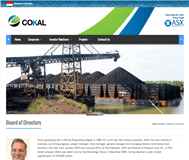 Cokal Limited Website Link