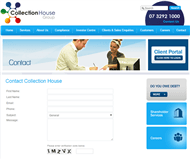 Collection House Limited Website Link