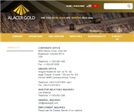 Alacer Gold Corp Website Link