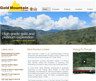 Gold Mountain Limited Website Link