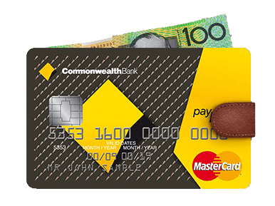 how to pay commonwealth bank credit card