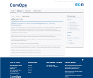 ComOps Limited Website Link