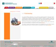 Compagnie de Financement Foncier Website Link