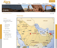 Alara Resources Limited Website Link