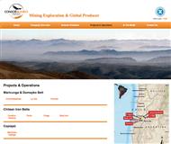 Condor Blanco Mines Limited Website Link