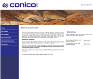 Conico Ltd Website Link