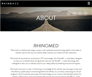 Rhinomed Limited Website Link