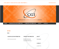 Consolidated Global Investments Limited Website Link