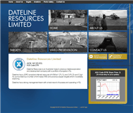 Dateline Resources Limited Website Link